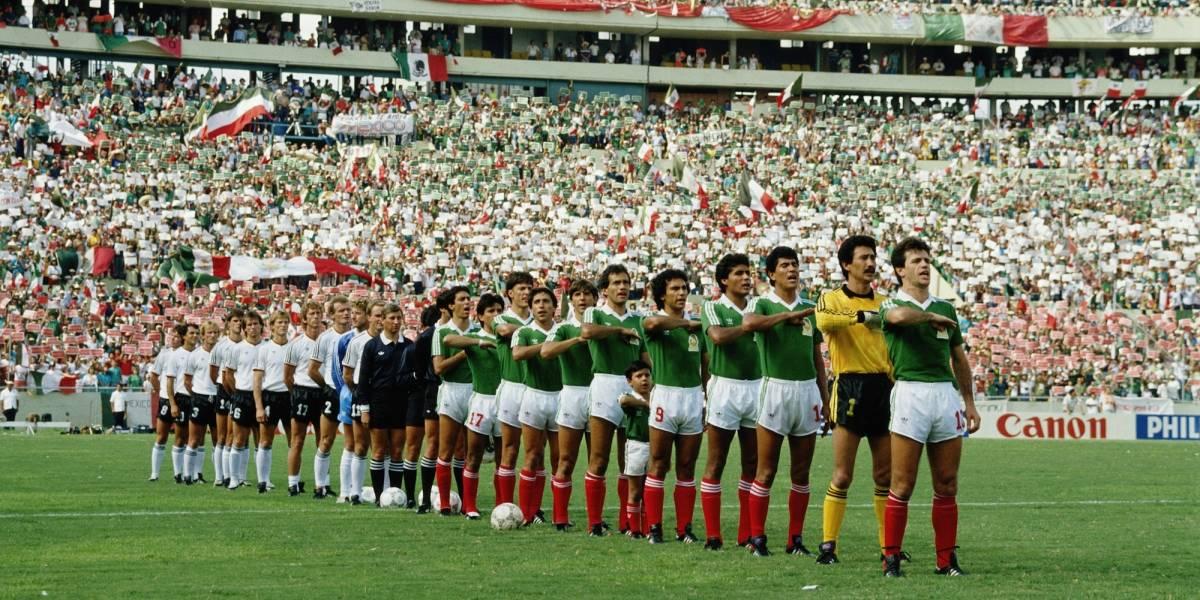 Mundial 1986:  El día que EU y Canadá también se unieron con México