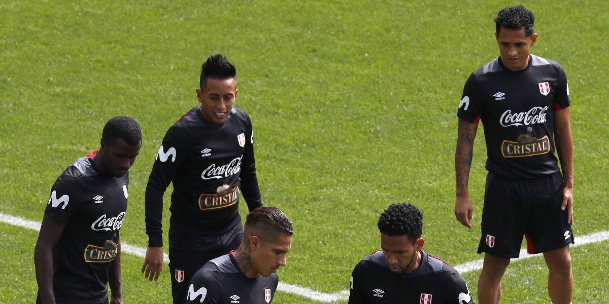 Ricardo Gareca mueve piezas antes del soñado debut peruano en Rusia 2018