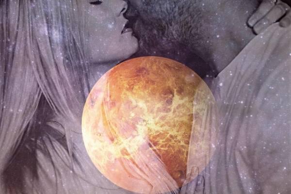 cuadratura de Venus y Marte