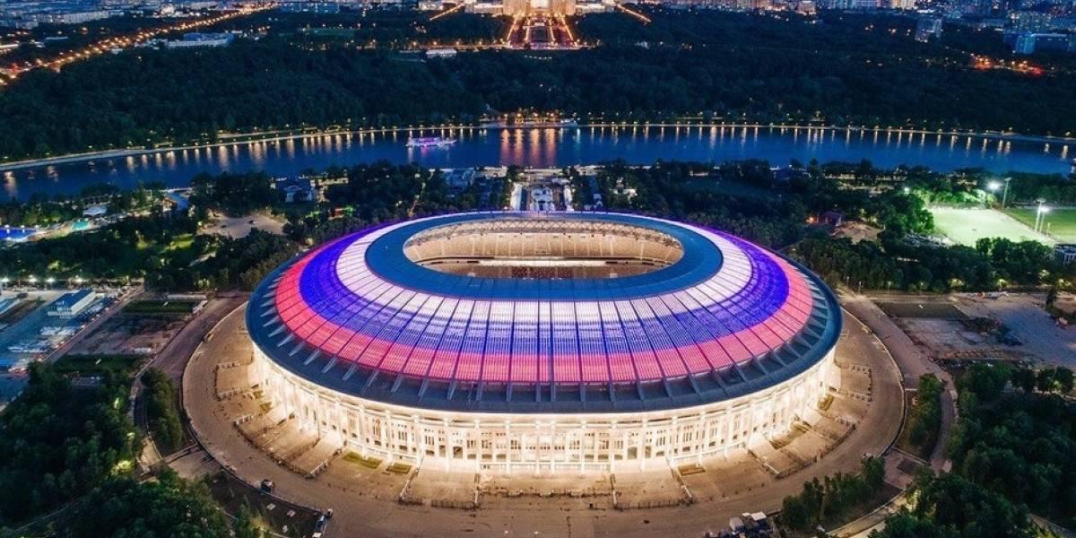 Comienza el Mundial: Rusia y Arabia dan el puntapié inicial; Robbie Williams invitado musical