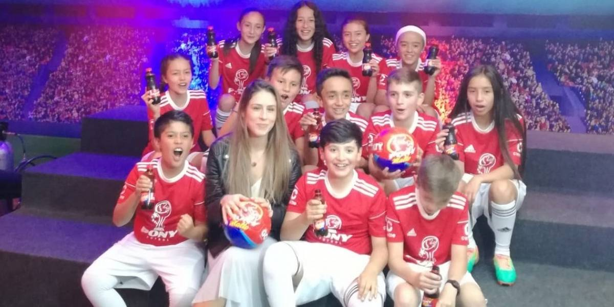¡El torneo infantil más importante de Colombia! Se lanzó la Liga Pony Fútbol