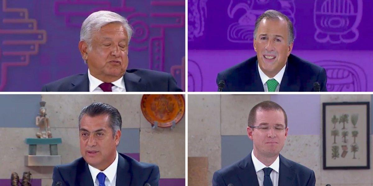 Tercer debate: ¿Qué nos dijeron las muecas, voz y ropa de los candidatos presidenciales?