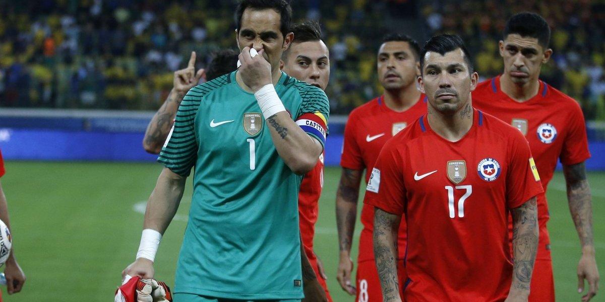 """Marcelo Salas: """"Chile regaló su clasificación al Mundial, los jugadores deben estar muy arrepentidos"""""""