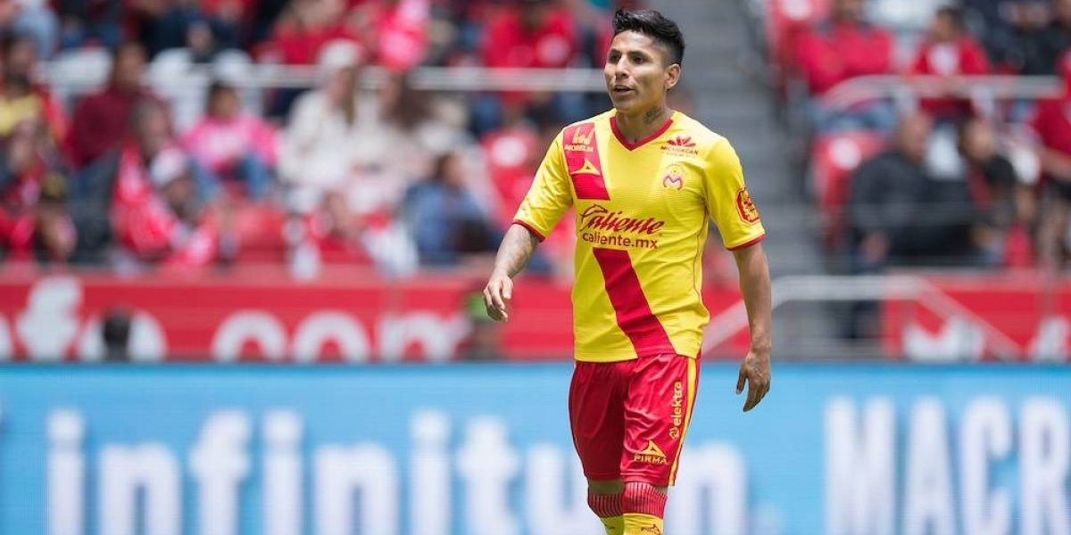 Raúl Ruidíaz deja al Morelia para emprender nueva aventura en la MLS