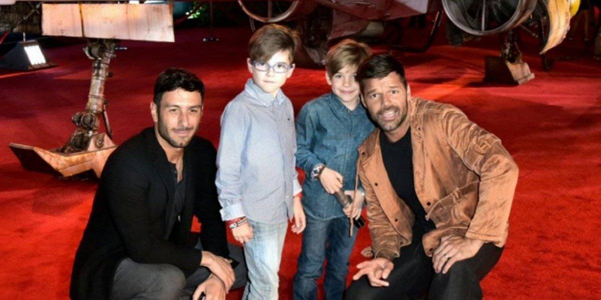 Declaraciones de Ricky Martin sobre sexualidad de sus hijos dejan en shock