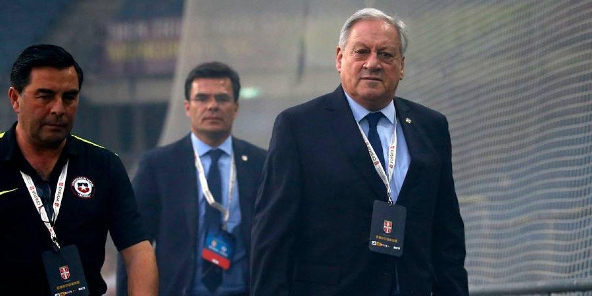 Salah pidió apoyo al Gobierno para que Chile sea la sede de la final de Copa Libertadores 2019