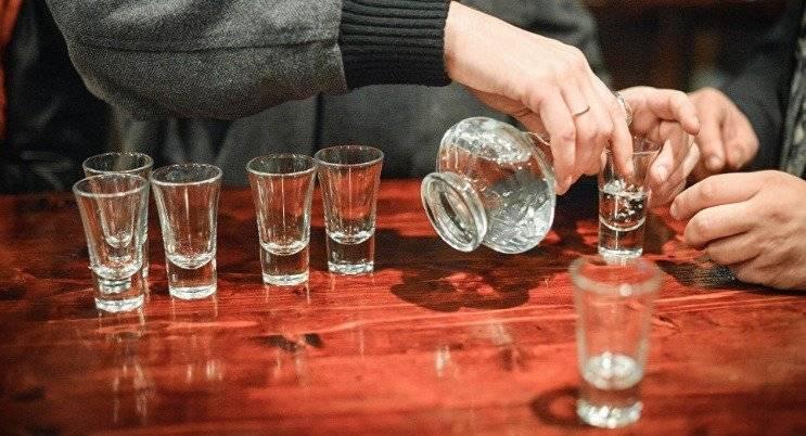 vodka consumo mundial