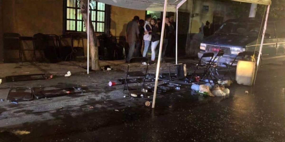 Atacan a personas durante un funeral en Guadalajara, dos muertos y ocho heridos
