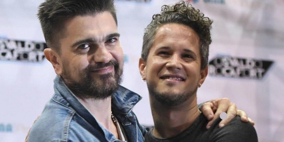 Juanes y Vicente García prometen armar fiesta en el Choliseo