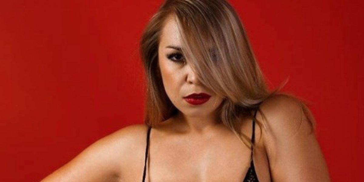 La sexy mujer a la que supuestamente Zague le envió el video íntimo