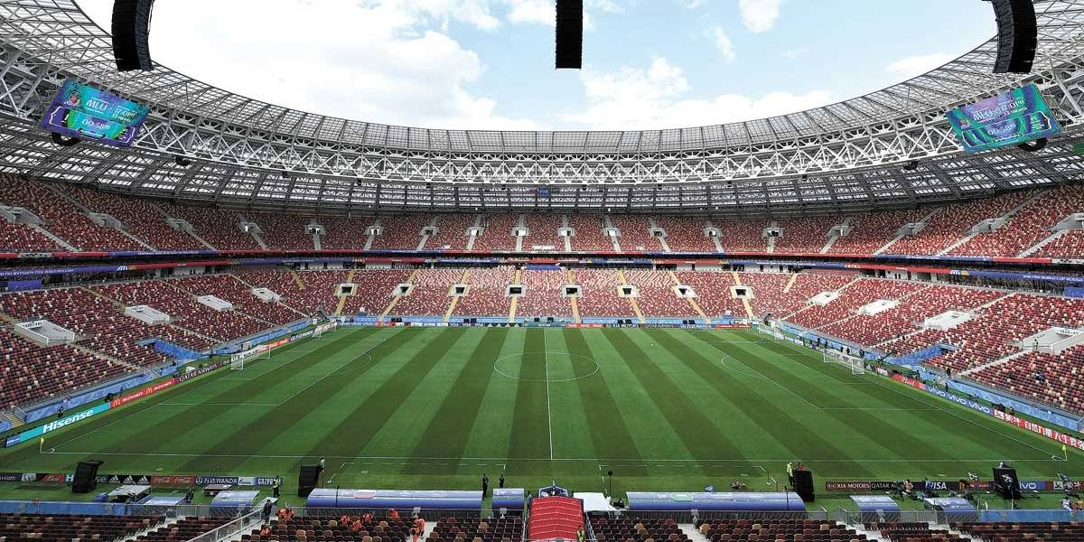 Copa da Rússia 2018: Chegou o grande dia