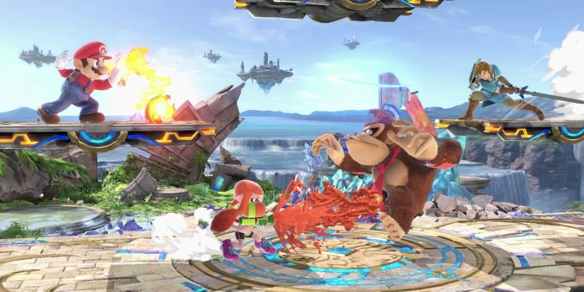 """Chileno Gonzalo Barrios """"ZeRo"""" gana el primer torneo de Super Smash Bros. Ultimate #E32018"""