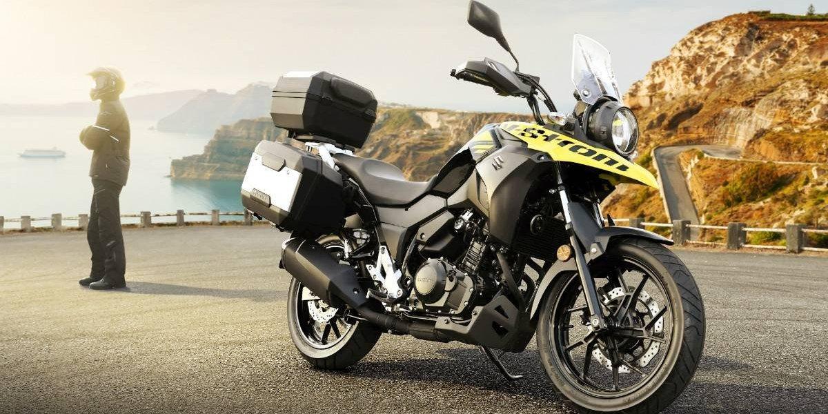 Suzuki Motos pone dos motos más en su gama 250