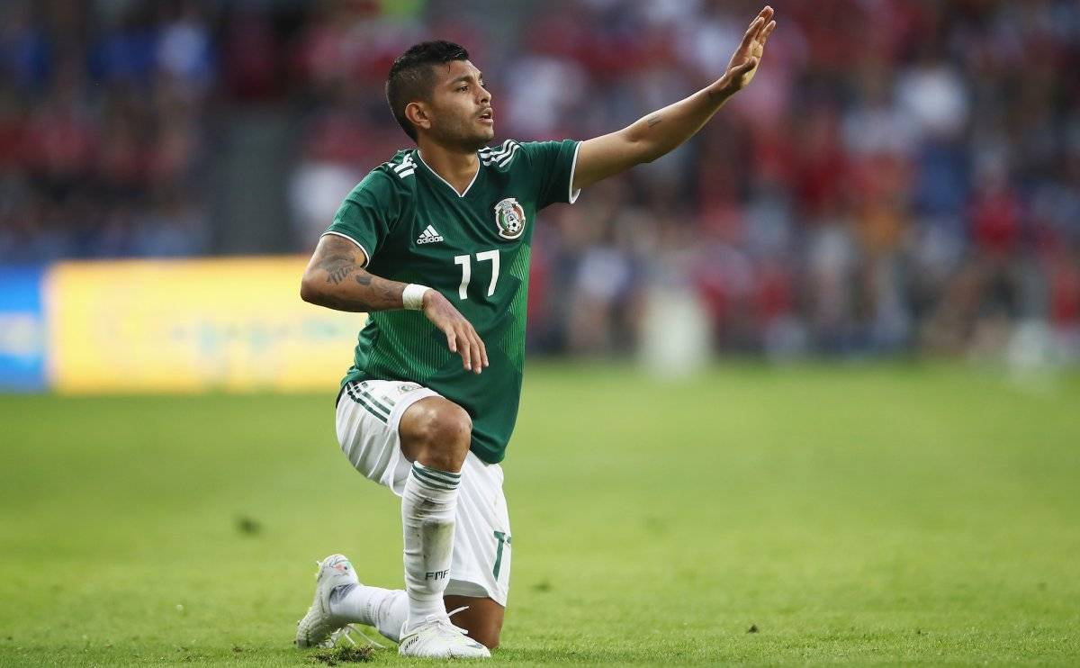 Jesús Tecatito Corona|GETTY IMAGES
