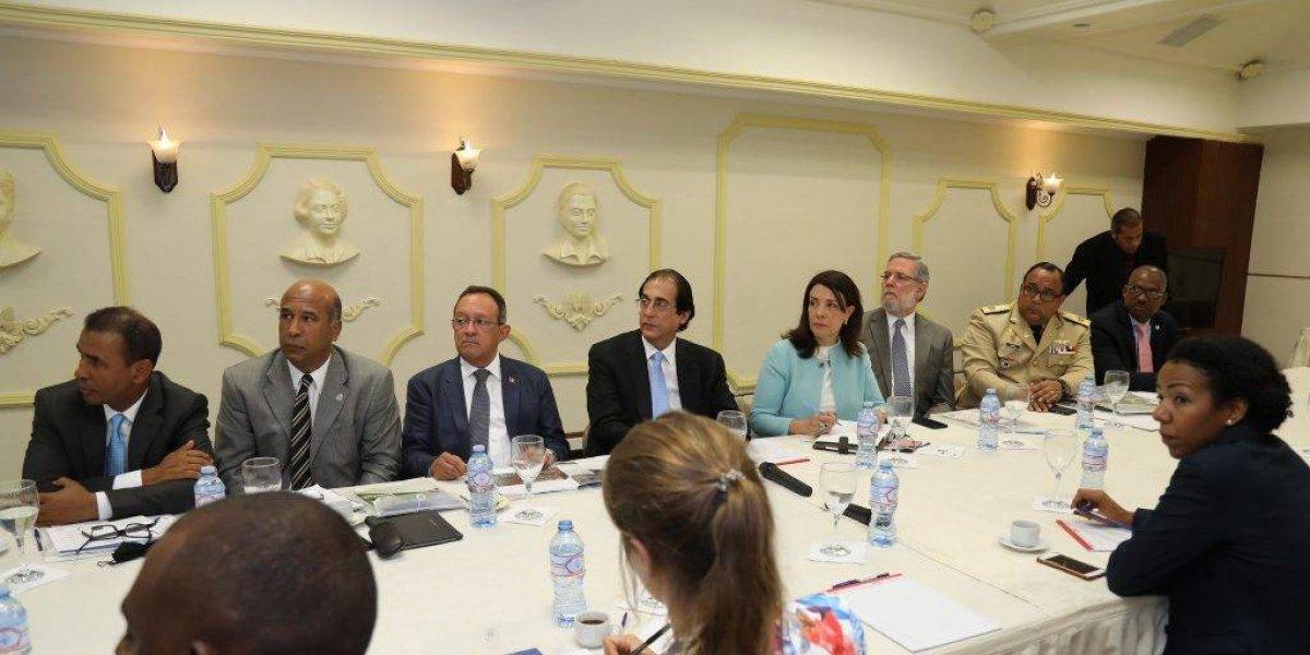 Gustavo Montalvo encabeza reunión sobre gestión Parque Ecológico Fluvial La Barquita