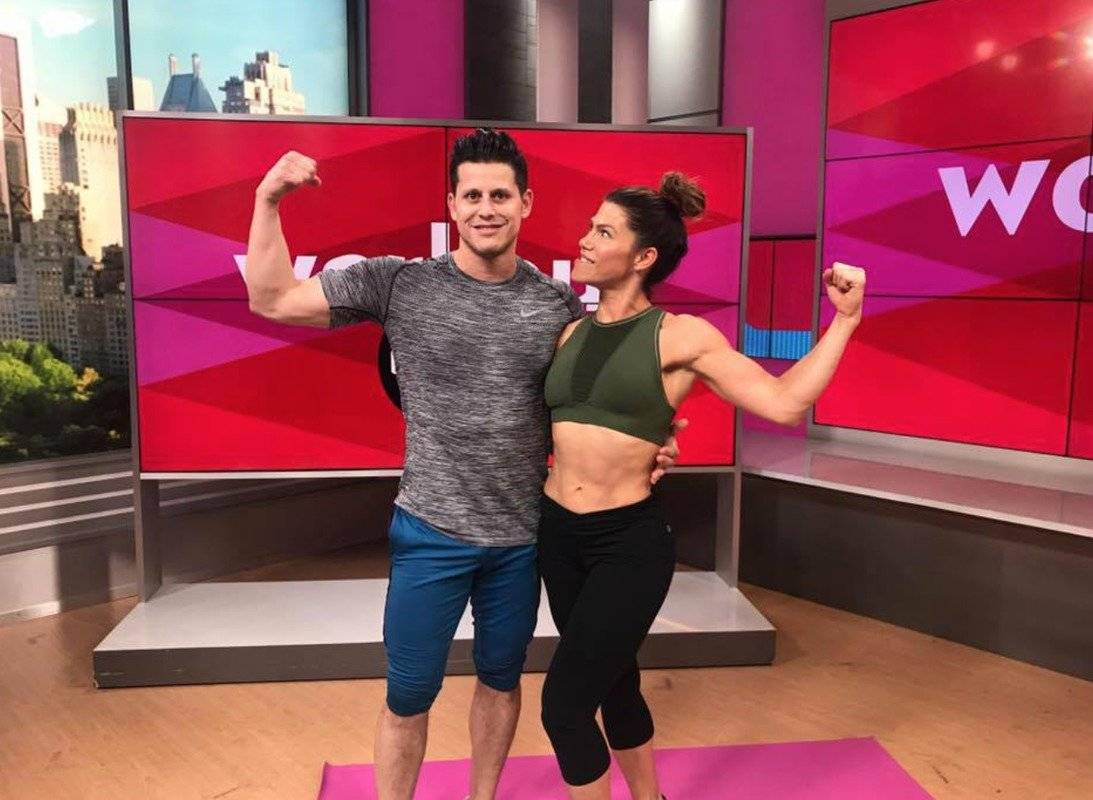 Celebrity Fitness Host of People