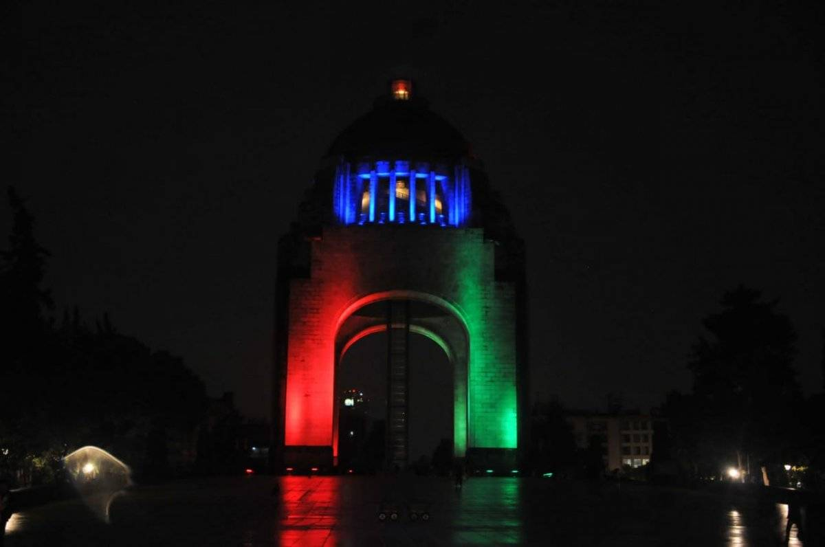 Monumento a la Revolución   Foto: Especial