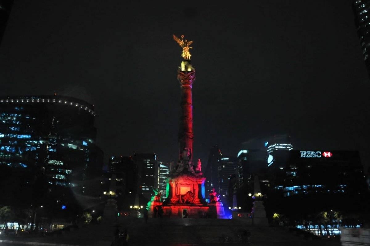 Ángel de la Independencia   Foto: Especial