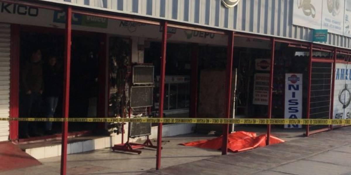 No pudo controlar su furia en tarde fatal: comprador frustrado mató a un inocente al lanzarle llave en cruz en San Ramón