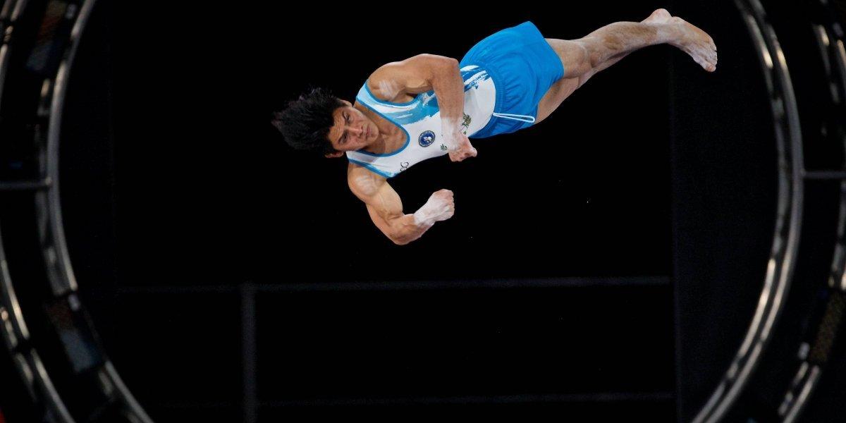 Jorge Vega irá por otra medalla en la Copa del Mundo de gimnasia