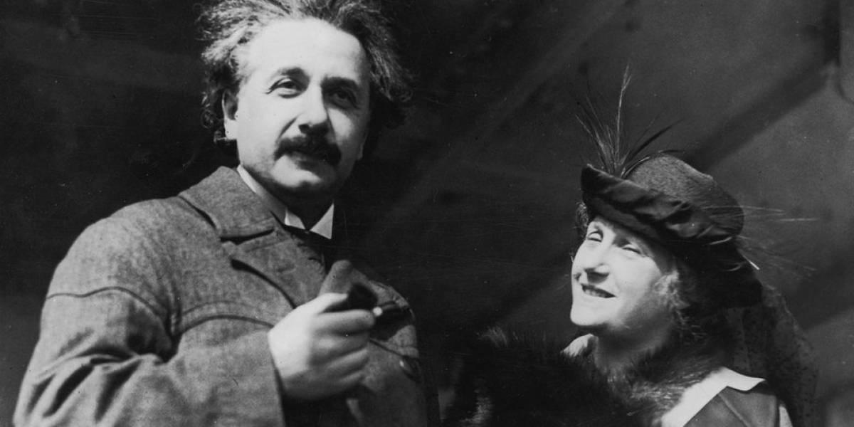 Diários de Einstein revelam racismo e xenofobia desconhecidos