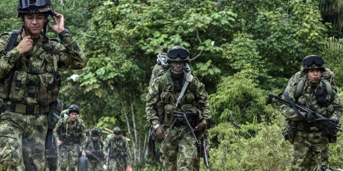 Mueren 16 disidentes de las FARC en combates con el Ejército de Colombia
