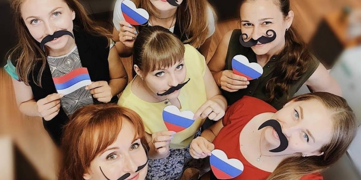 """Russos cultivam """"bigodes da esperança"""" como mandinga para seleção deslanchar na Copa"""