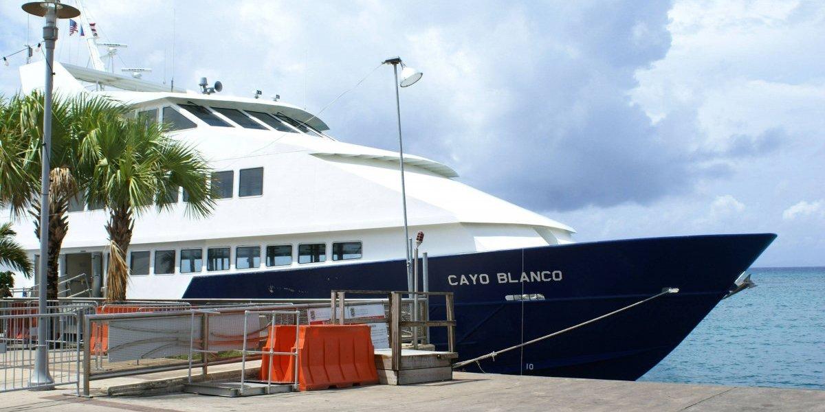 Ordenan investigar la Transportación Marítima en Puerto Rico