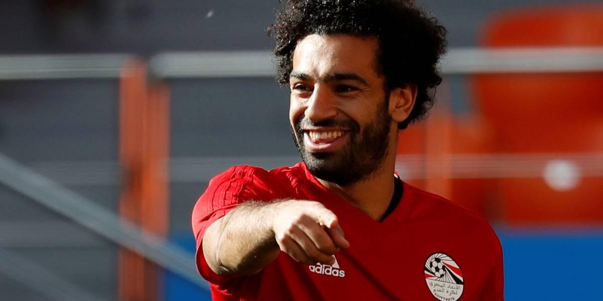 Salah se recupera de lesão e jogará em estreia do Egito na Copa contra Uruguai