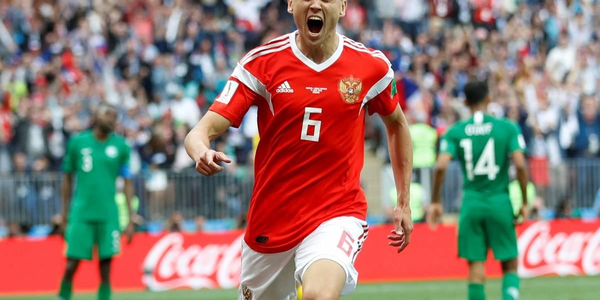 AO VIVO: Rússia e Arábia Saudita se enfrentam no primeiro jogo da Copa