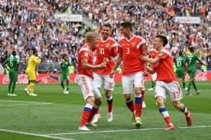 Mundial Rusia 2018: EN VIVO ONLINE GRATIS, Rusia vs Arabia Saudita, Horario, Alineaciones, canales de transmisión