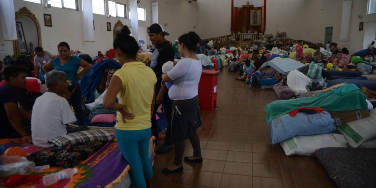 Proponen entregar subsidio a familias afectadas por la erupción