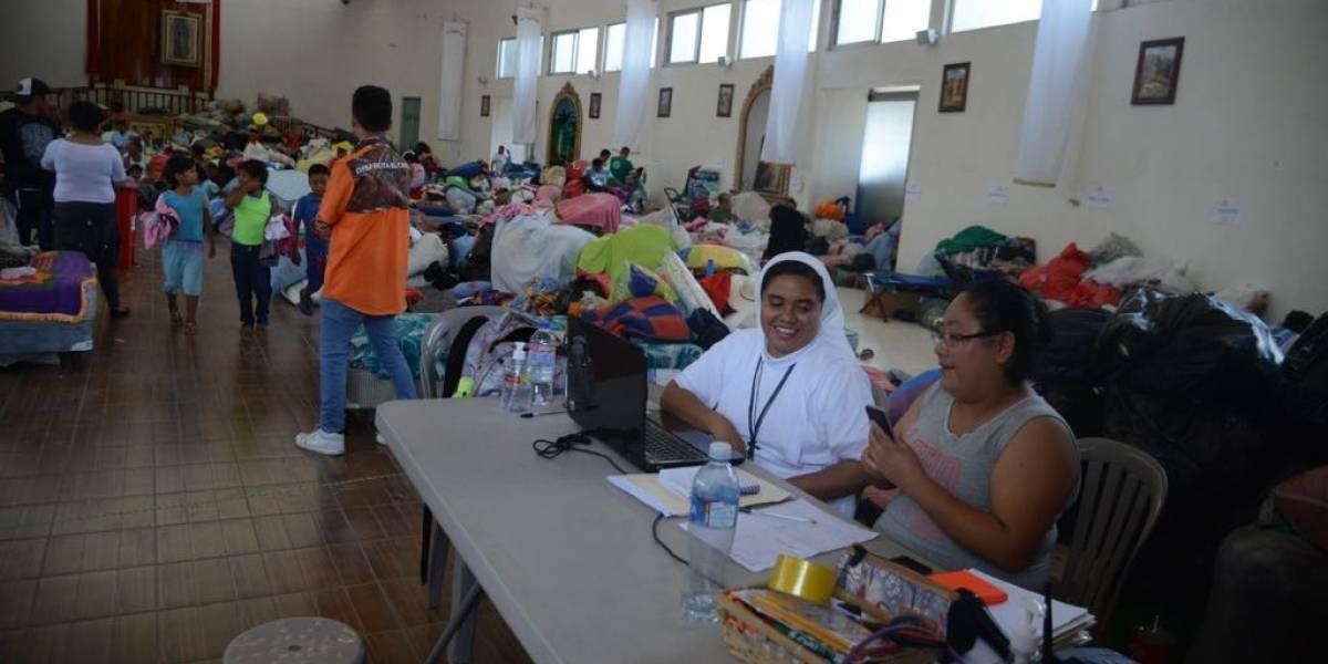 PDH emite recomendaciones para las entidades que atienden a los afectados por la erupción