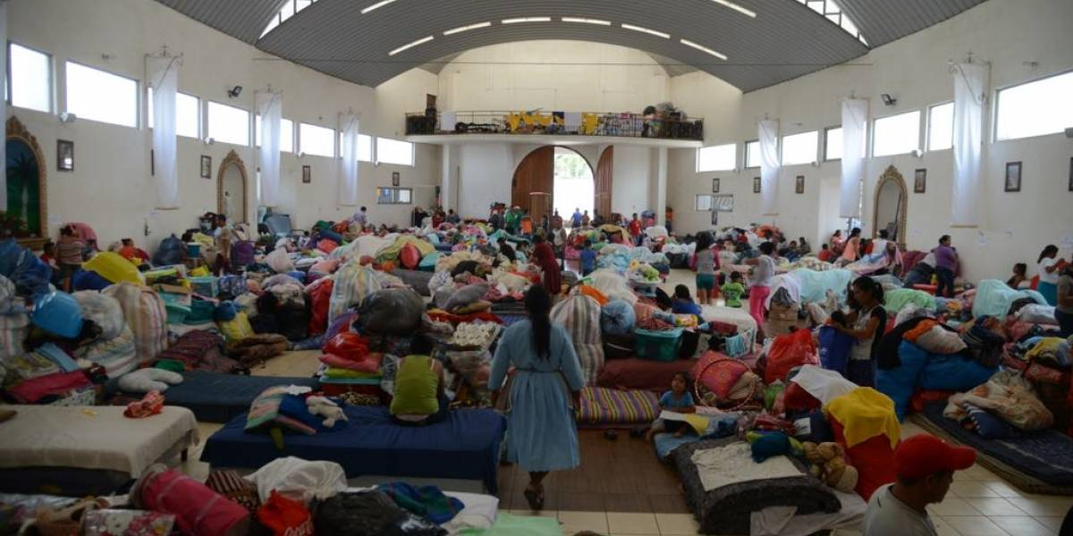 Aumenta a 116 muertos tras erupción en Guatemala