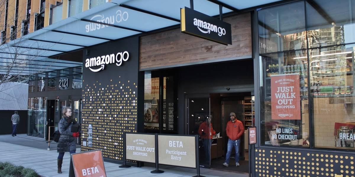 Microsoft ya trabaja en tecnología para tiendas sin cajeros, al estilo de Amazon Go