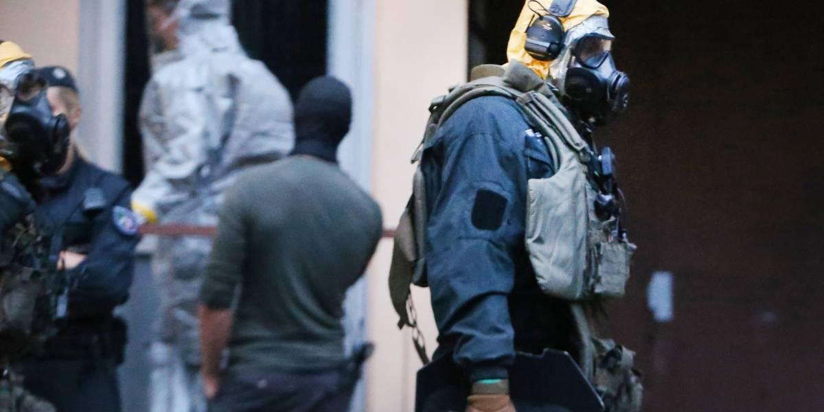 Alemania frustra atentado terrorista en el que se usaría ricino
