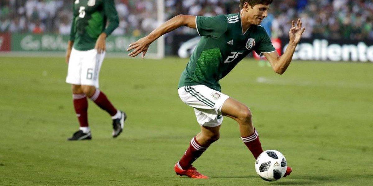 En horas, este jugador mexicano recibió dos grandes noticias