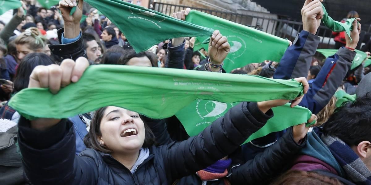 Argentina y el estado del aborto en el Mundo