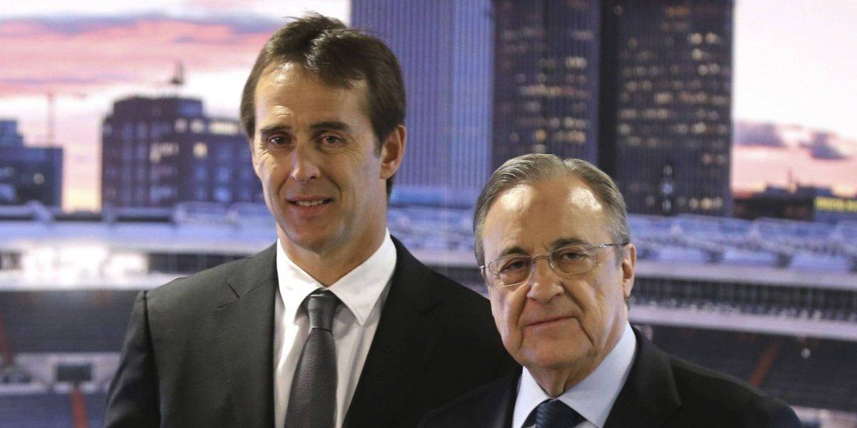 """Ex seleccionado español sale en defensa del Real Madrid: """"Florentino y Lopetegui han actuado de buena fe"""""""