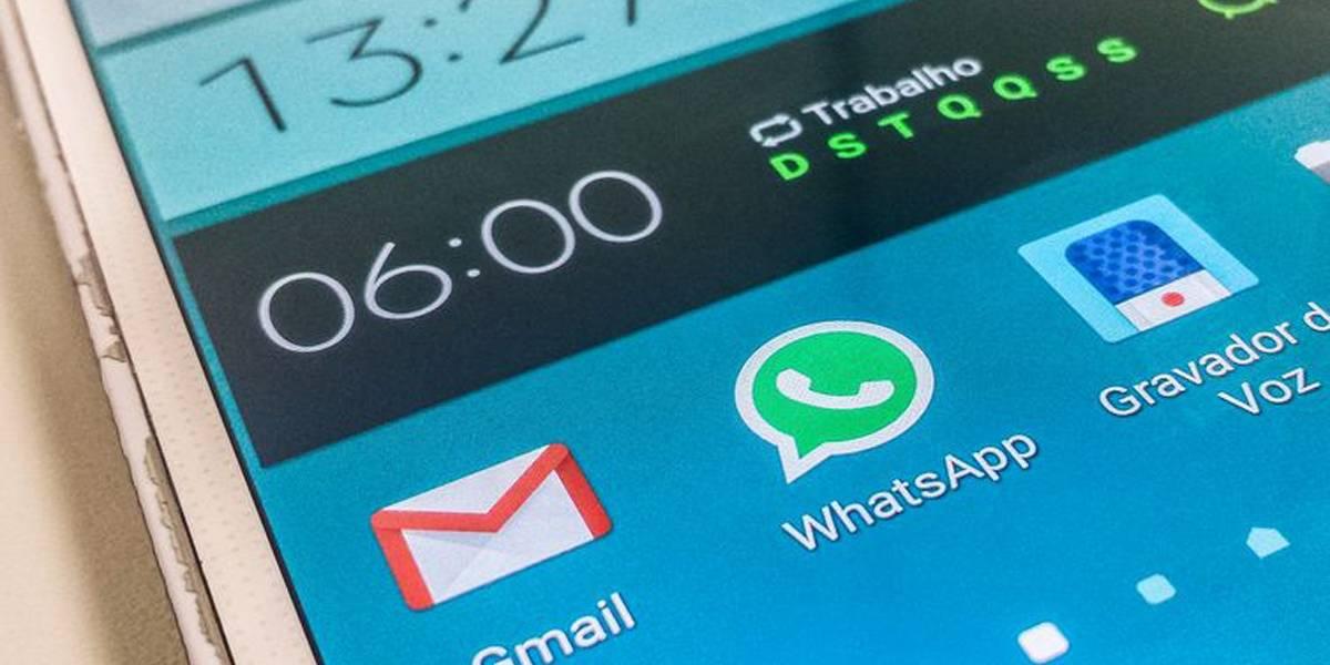 Disponível: WhatsApp já avisa do encaminhamento de mensagens