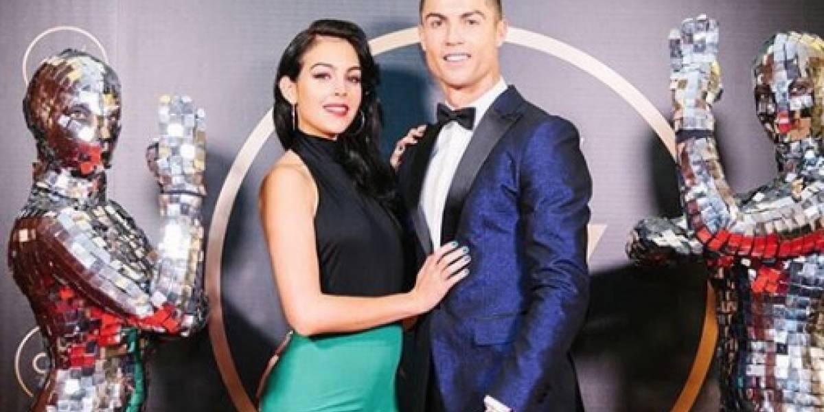 Georgina Rodríguez, novia de Cristiano Ronaldo, se ríe de la ausencia de Chile en el Mundial de Rusia 2018