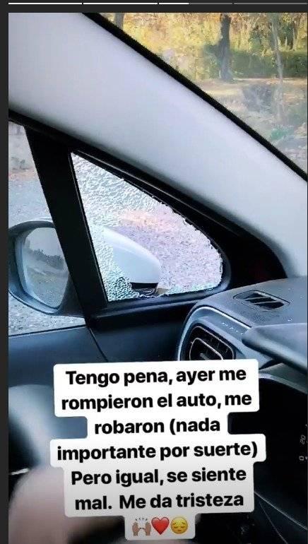 Historia de Instagram