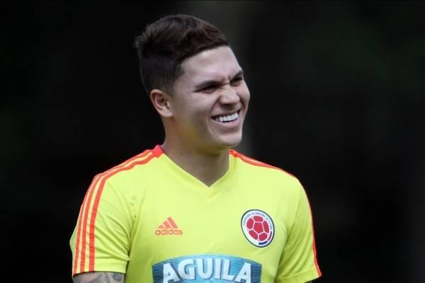 Juan Fernando Quintero llegaría al Krasnodar