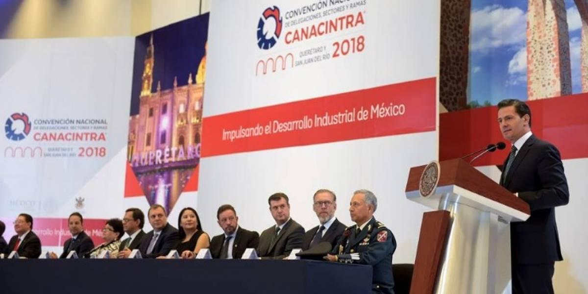 Elecciones, la gran prueba para la democracia mexicana: Peña Nieto