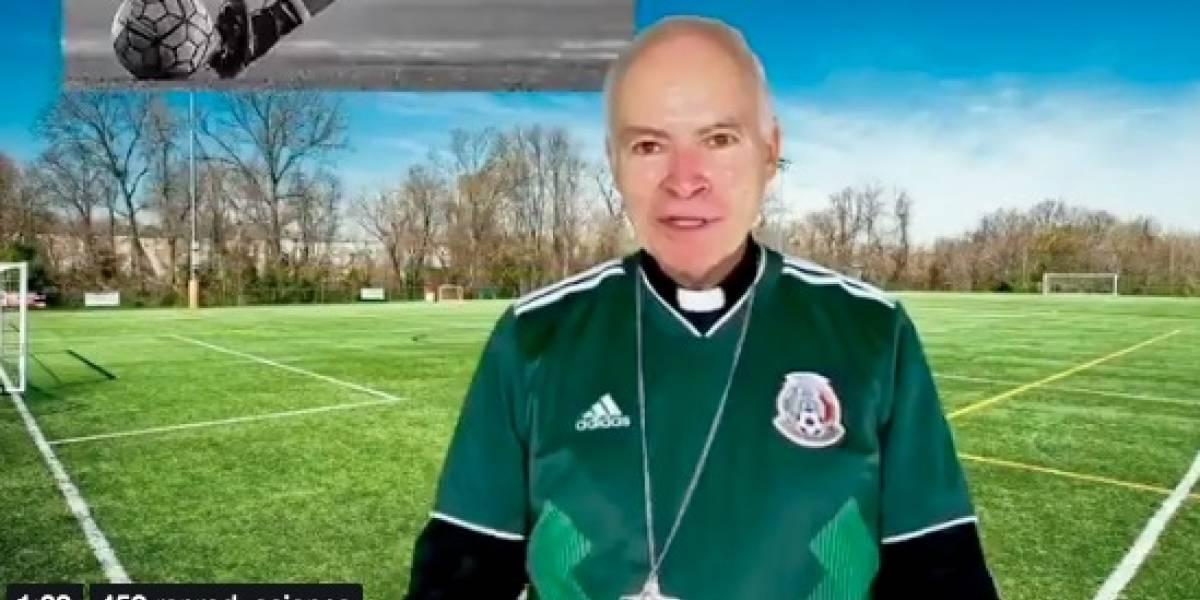 Cardenal Aguiar Retes manda mensaje de apoyo al Tri en el Mundial: VIDEO