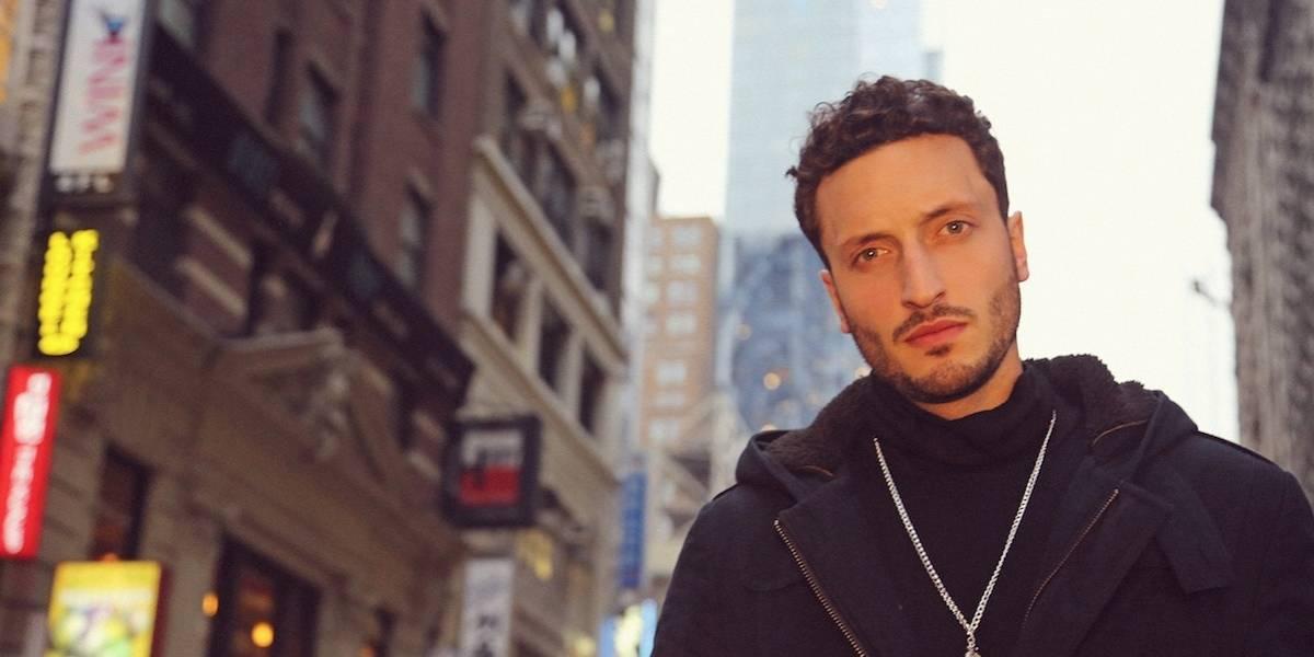 """""""No quiero ser el típico artista urbano"""": Vicente Barco"""