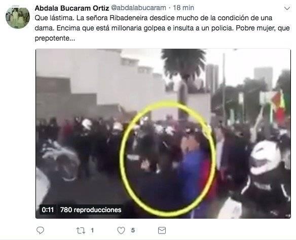 Abdalá Bucaram Twitter