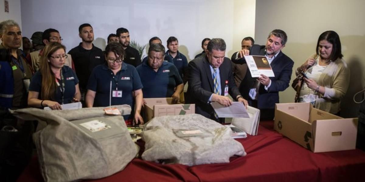 INE recibe más de 59mil votos de mexicanos en el extranjero
