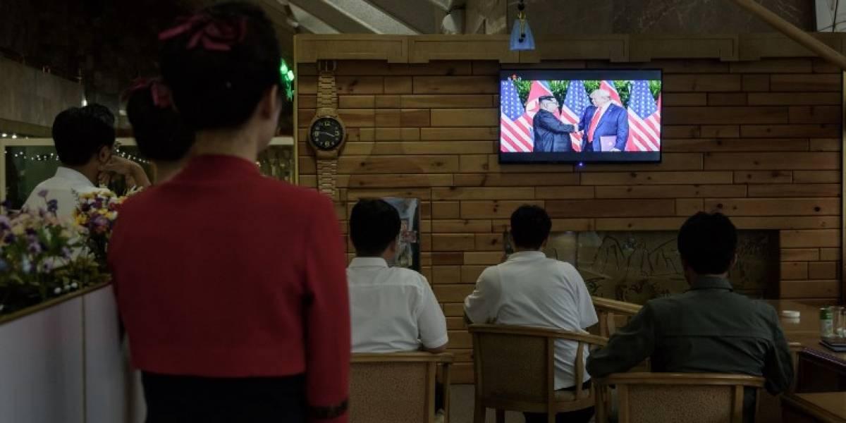 """Maniobras militares """"suspendidas indefinidamente"""" en península coreana"""