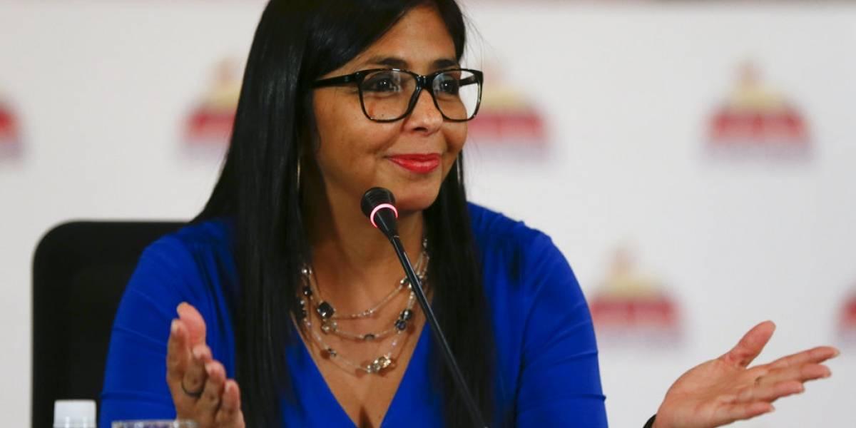 Venezuela: Maduro nombra vicepresidenta a Delcy Rodríguez
